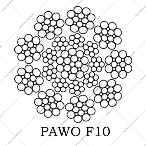 سیم بکسل آسانسوری PAWO F10