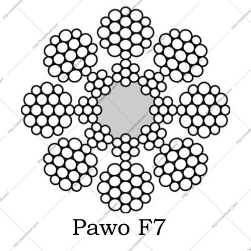 سیم بکسل آسانسوریPawo F7